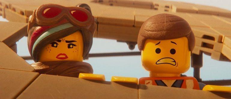 Лего 2 дата выхода 2