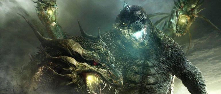Годзилла 2 король монстров дата выхода2