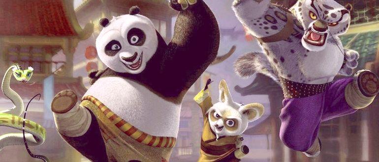 Кунг-фу панда 4 дата выхода