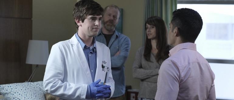 Хороший доктор 3 сезон дата выхода2