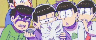 Осоматсу-сан дата выхода2