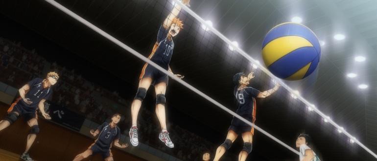 Волейбол 4 сезон дата выхода3