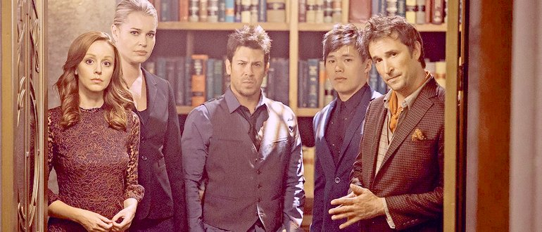 «Библиотекари 5 сезон» дата выхода