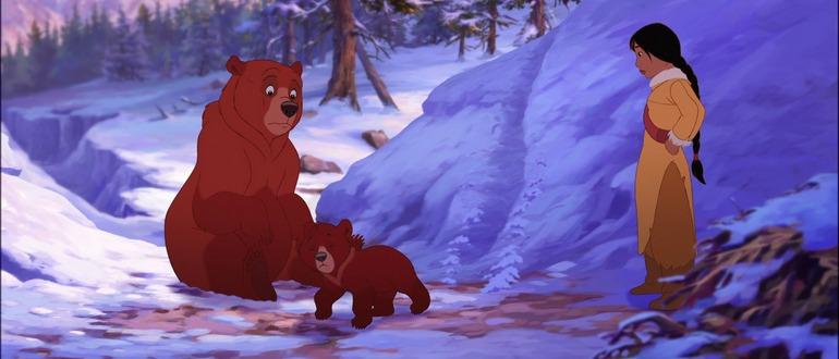 Братец медвежонок 3 дата выхода2