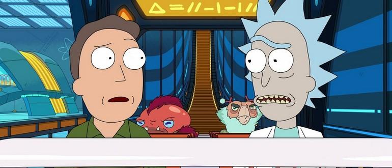 Рик и Морти 5 сезон дата выхода2