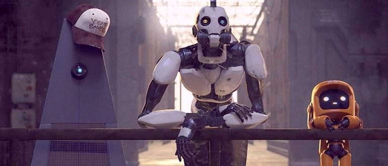 «Любовь, смерть и роботы 2 сезон» дата выхода