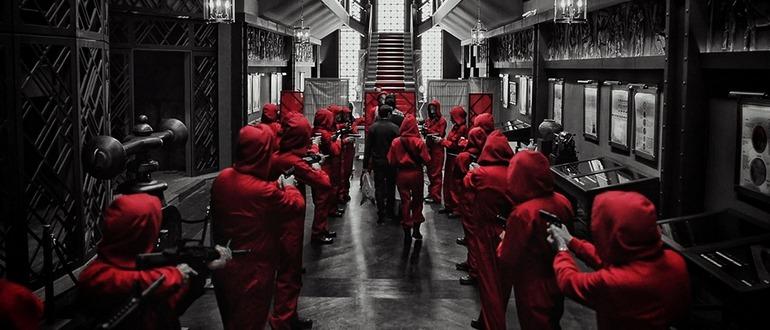 Бумажный дом 3 сезон дата выхода3