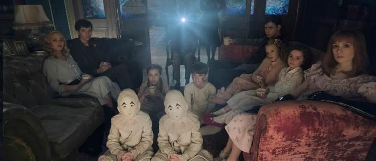 «Дом странных детей Мисс Перегрин 2» дата выхода