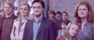 «Гарри Поттер и проклятое дитя» дата выхода