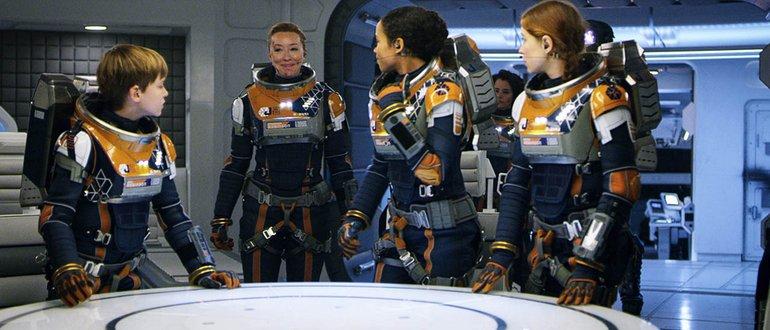 «Затерянные в космосе 2 сезон» дата выхода