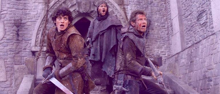 «Железный рыцарь 3» дата выхода