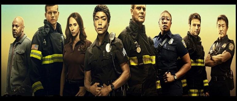 «Служба спасения 911 3 сезон» дата выхода