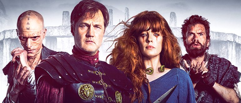 «Британия 2 сезон» дата выхода